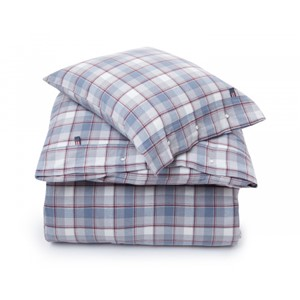 Check Flanell Duvet - Lexington