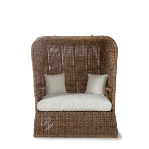 Biarritz Beach Chair Love Seat - Riviera Maison
