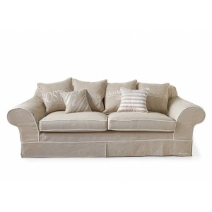 Cedar Point Sofa 3.5 S - Riviera Maison