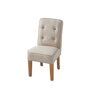 Cape Breton Kids Chair linen Flax