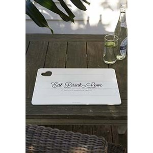 Eat Drink Love Placemat