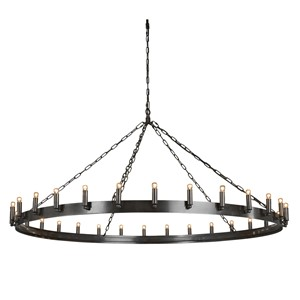 Crown Taklampe - Artwood
