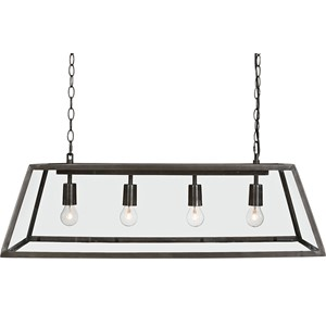 Metro Taklampe - Artwood